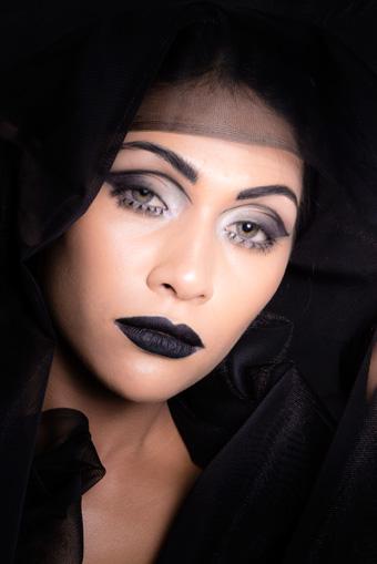 Model-fashion-makeup-Services-Zorains-Studio-Bengaluru