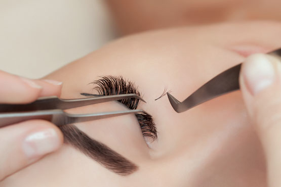 Lash Extension services in Koramangala