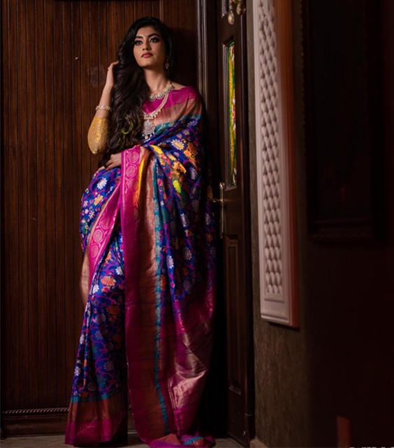 Saree-Draping-Course-Zorains-Academy-Bangalore