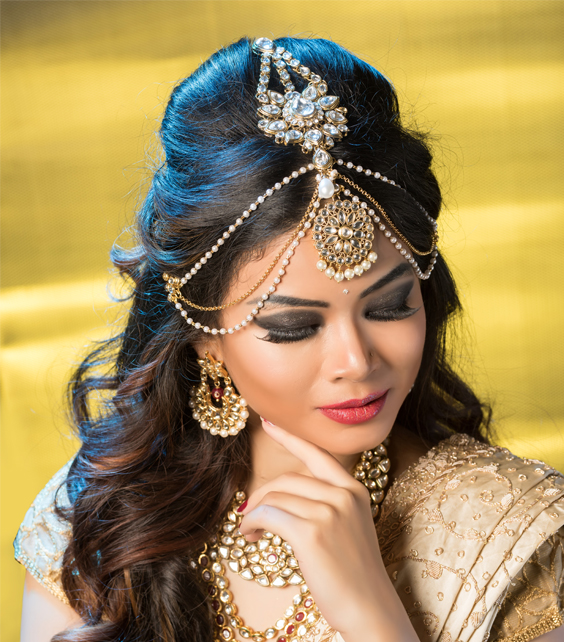 Advanced-Bridal-Hairstyling-Zorains-Academy-Bangalore